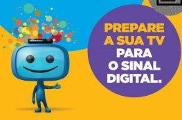 Seja Digital prepara 5 cidades da região de Florianópolis para o desligamento do sinal analógico de TV
