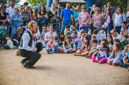 2ª Edição do projeto Eu Amo a Praça encanta Moradores de Florianópolis