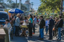 Cultura, gastronomia, lazer e diversão no Mirante da Ponte Hercílio Luz