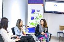 Conversa Empresarial apresenta três mulheres empreendedoras com destaque na construção civil