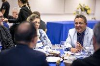 CDL Jovem de Florianópolis comemora sucesso da Rodada de Negócios