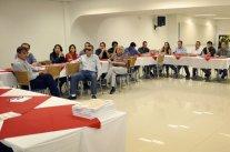 Comitiva de Minas Gerais visita a CDL de Florianópolis