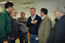 Gean Loureiro (PMDB) destaca redução da máquina pública em evento na CDL da Capital