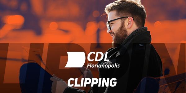 CDL de Florianópolis · Clipping