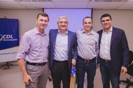 Inovação é tema de palestra na CDL da Capital com consultores internacionais