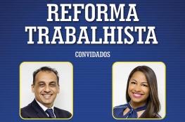 Reforma Trabalhista é tema em evento da CDL Jovem de Florianópolis