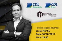 CDL Jovem e Instituto de Formação de Líderes se unem para fomentar o networking