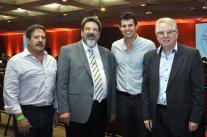 Palestra com Cortella reúne cerca de mil empresários na Capital