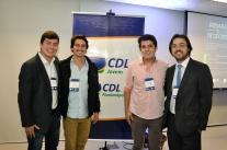 Sucesso: rodada de negócios da CDL Jovem de Florianópolis