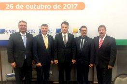 CDL de Florianópolis entra para o Conselho Superior da CNDL