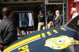 Mega operação apreende milhares de produtos ilegais no comércio estabelecido na Capital