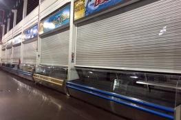 Peixarias do Mercado Público de Florianópolis amanhecem fechadas nesta segunda-feira (29)