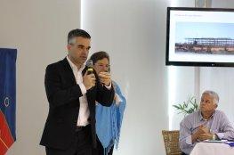COMDES recebe CEO da Floripa Airport para reunião ordinária