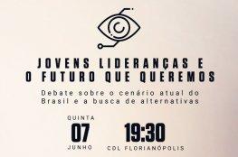 CDL Jovem promove painel para debater o 'Futuro que Queremos'
