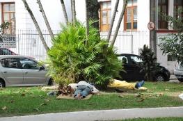 Inspeção à população em situação de rua acontece nesta quarta (06)